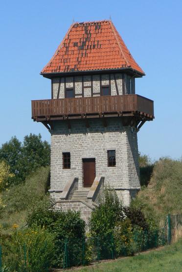 Der Wasserturm ist an diesen Sonntag Geöffnet