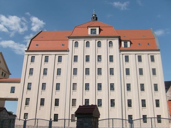 Alte Saalemühle