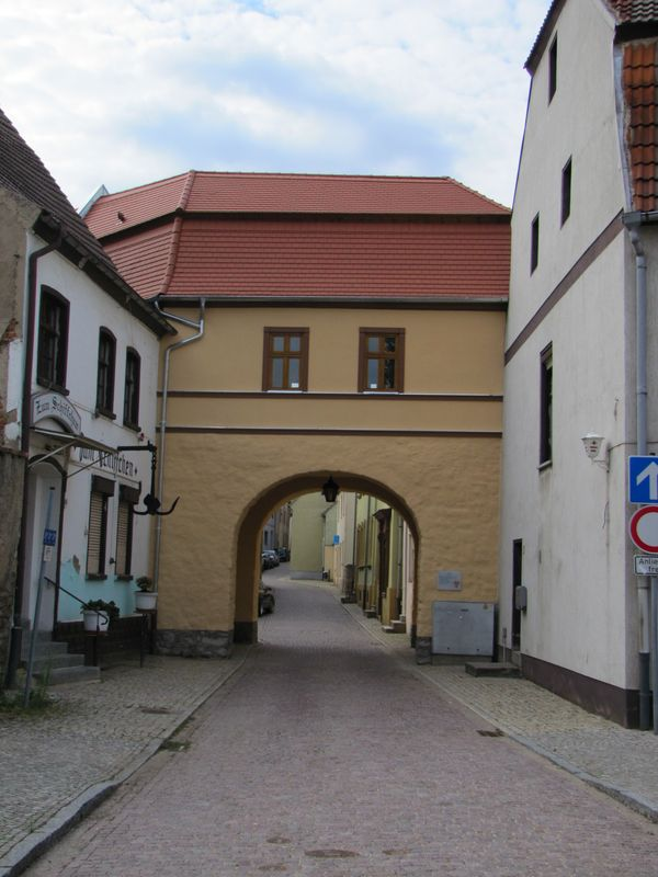 Burgtor in Alsleben