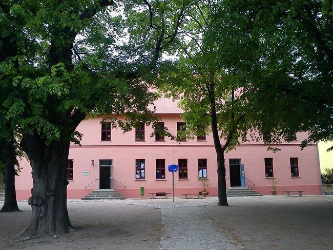 Der Schulplatz