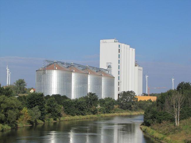 Neue Saale Mühle