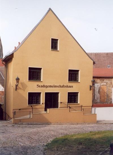 Stadtgemeinschaftshaus
