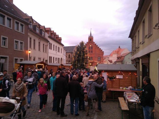 Alsleben Weihnachtsmarkt 2016