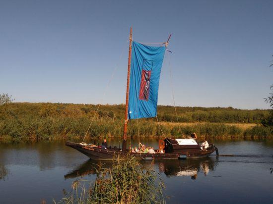 Bootsfahrt mit der Askania